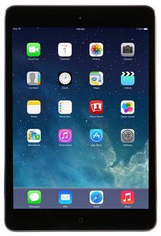 NEW 32GB Apple iPad Mini 2 Retina Display A7 32GB iOS Wi-Fi White/Black