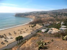Portuguese Bend Beach Club in Rancho Palos Verdes is a great place to play paddle ball, beach volleyball or have a BBQ. (Private membership)