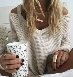 sweater trendy love fall outfits