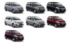 Suzuki new Ertiga Dreza didatangkan sebagai type tertinggi dari jenis Ertiga. Kendaraan MPV atau multy purpose vehicle ini datang membawa berbagai fitur baru. #warna #ertiga #dreza