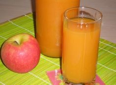 Consuming proper nutritious is needed if we don't want health problems. A lot of people use this homemade juice and confirm the powerful properties. Juice Smoothie, Fruit Juice, Fruit Smoothies, Healthy Juices, Proper Nutrition, Detox Drinks, Natural Cures, Drinking, Health Problems