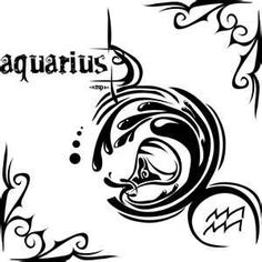 Aquarius Tattoos Designs For Girls  Latest Fashion Collection