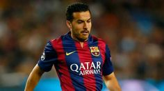 Transfer Update: Manchester United Set To Complete Deal To Sign Barcelona Forward  Pedro - http://www.77evenbusiness.com/transfer-update-manchester-united-set-to-complete-deal-to-sign-barcelona-forward-pedro/