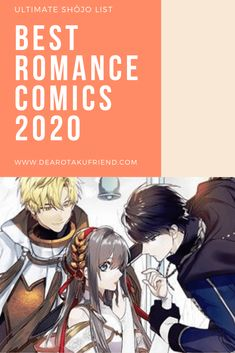 check some of the best Shoujo Manwhas to read in if you like romance manhwas, take a look at this list and find new titles to read! Romantic Comics, Romantic Manga, Romance Manga List, Best Shoujo Manga, Manga English, Manga Collection, Handsome Anime Guys, Manhwa Manga, Manga To Read