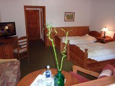 Doppelzimmer im AKZENT Hotel Zur Wasserburg***S