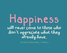 Appreciate!