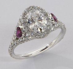 Diamond & Rubies
