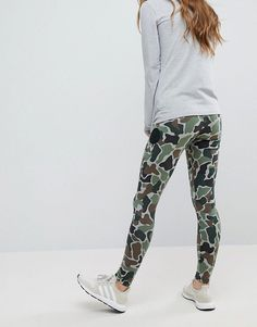 b788102e5edb adidas Originals Camo Leggings - Multi The Originals