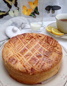image3 Gateau Basque Recipe, Flan, Basque Cake, French Cake, Japanese Cheesecake, Ice Cream Pies, Savoury Cake, Desert Recipes, Cakes And More