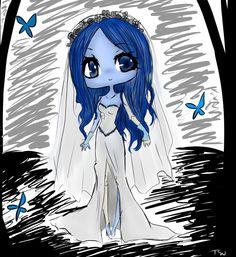 the corpse bride emily alive - Google Search