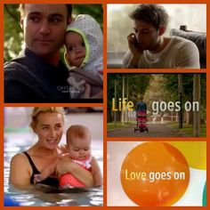 Teared up already :( - Offspring season 5 Offspring Tv Show, Favorite Tv Shows, My Favorite Things, Love Is Gone, Love Affair, Modern Family, Great Love, In A Heartbeat, Beats