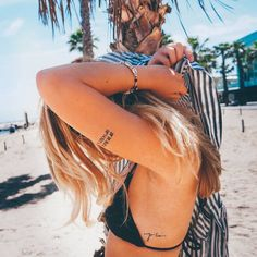 Small tattoos for women with meaning side tattoos women sm Small Side Tattoos, Tattoos On Side Ribs, Hidden Tattoos, Small Tattoo Placement, Tattoos For Women Small, Rib Tattoo Placements, Side Boob Tattoo, Girl Rib Tattoos, Date Tattoos