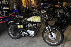 Cheetah Custom Cycles / 1962 トライアンフ TR6