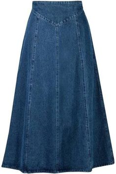 A-Line Denim Skirt You are in the right place about wrap Skirt Here we offer you the most beautiful pictures about the Skirt 2019 you are looking for. When you examine the A-Line Denim Skirt part of t A Line Denim Skirt, Demin Skirt, Blouse And Skirt, Dress Skirt, Long Denim Skirts, Long A Line Skirt, A Line Skirts, Skirt Outfits Modest, Denim Skirt Outfits
