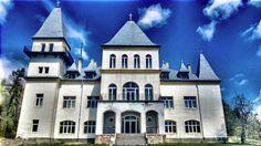Poiana Florilor, Castelul Zichy - Lumia 920 Photowalk Mansions, House Styles, Home Decor, Decoration Home, Manor Houses, Room Decor, Villas, Mansion, Home Interior Design