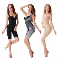 0ffcdb334b Women s body shaper High Quality Slim Corset Vest Slimming Suits Bodysuit  Shapewear Bamboo Charcoal Sculpting Underwear
