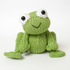 Knitting Pattern For Frog Slippers : 1000+ images about Froggy went a courtin on Pinterest ...
