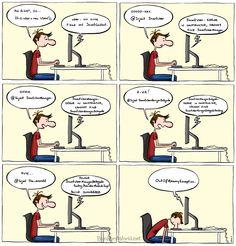 Programmer Eternal Issue