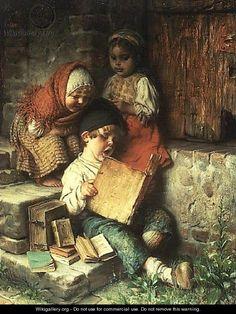 Hermann von Kaulbach (26 July 1846, Munich - 9 Dec 1909, Munich) German painter of the Munich School. ~Google Search