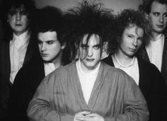 The Cure - one of the best bands ever