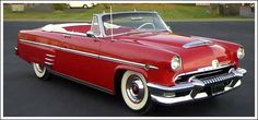 1954 Mercury Monterey Convertible Maintenance/restoration of old/vintage vehicles: the material for new cogs/casters/gears/pads could be cast polyamide which I (Cast polyamide) can produce. My contact: tatjana.alic@windowslive.com