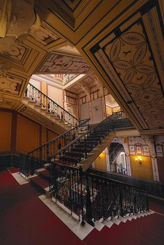Stairs at Achillion