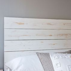 Bintie cabecero Diy Room Decor, Bedroom Decor, Home Decor, Diy King Headboard, Bedroom With Sitting Area, Inside Barn Doors, House Beds, Dream Decor, Shabby Chic Furniture