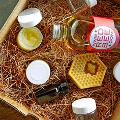 Beeswax Lip Balm making Kit by Red Bee ® redbee.com