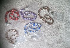 Looking for jewelry for gifts or for yourself? Don't want to stand in the store for hours and hours looking for the right jewelry?  Want your own style; color scheme and size?  Your search may be over!  I make beaded jewelry and sell them for a reasonable price as for examples:  Lanyards $10.00 Necklaces $10.00 Earrings $5.00 Bracelets $5.00 Necklace and Earrings Set $15.00 Necklace, Earrings, and Bracelets $20.00  If interested, please feel free to c…