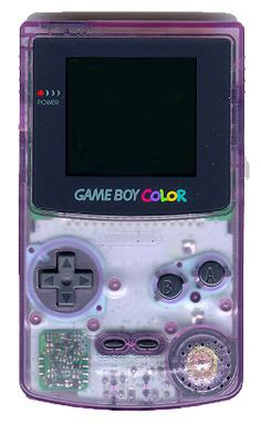 You weren't a cool kid unless you had a Game Boy Color back in the day. I loved growing up in the 90s.