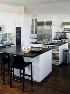 Flawless 40+ Best Double Kitchen Design Ideas For Cooking Easier https://decoredo.com/8856-40-best-double-kitchen-design-ideas-for-cooking-easier/