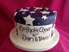 birthday cheer cake