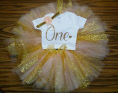 Hey, I found this really awesome Etsy listing at https://www.etsy.com/listing/460933258/1st-birthday-girl-outfit-girls-first