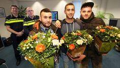 ,,Zijn jullie écht allemaal Marokkanen? Echt?'' De oerhollandse man die vorige week op het nippertje uit het water bij de Zoutkeetsingel werd gered, ...