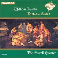 Lawes: Fantasia Suites by Purcell Quartet