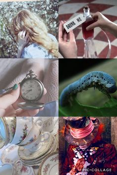 Aesthetic: Alice in wonderland