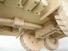 Wooden Trucks Transylvania - Handmade Wooden Toy Trucks | Products
