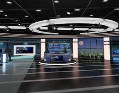 "Check out new work on my @Behance portfolio: ""TV Virtual Stage News Room Studio 027"" http://on.be.net/1NesYVC"
