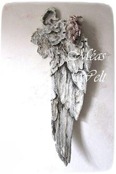 Méas Vintage: Méas Welt - die großen Skulpturen: Schwingen & Spiegel