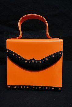 eef28340e1ad Unique Handbags, Stylish Handbags, Beautiful Handbags, Vintage Handbags,  Vintage Purses, Vintage