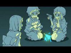 自主制作アニメ「ハナミズキ」