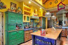 More kitchen! - Las Cruces house