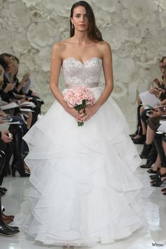 Wtoo Spring 2015 Wedding Dresses