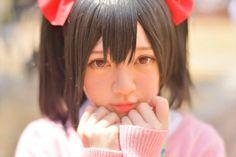 『acosta! コスプレイベント』(4月22日 池袋サンシャインシティ)コスプレイヤー・りんごあめさん(『ラブライブ!』矢澤にこ)