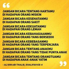 You searched for Kata Bijak Ali Bin Abi Thalib - Pabrik Kata Muslim Quotes, Islamic Quotes, Ali Quotes, Qoutes, Ali Bin Abi Thalib, Self Reminder, Islamic Pictures, Quran, Religion