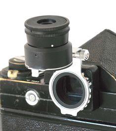 Nikon viewfinders