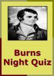 Burns Night Scottish Pub Quiz