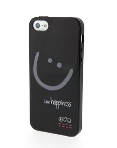 Iphone 5 cover. I am Happy