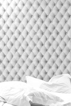 Padded Linen Wallpaper By Koziel For Rockett St George Home Bedroom Master
