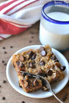 Trailside Treat Baked Oatmeal